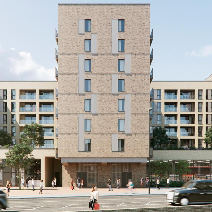 Wimbledon, South West Wimbledon, Stadia Three, Galliard Homes, Property